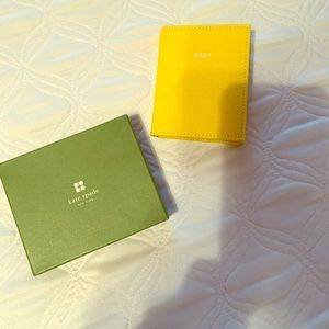 NWT Kate Spade photo holder